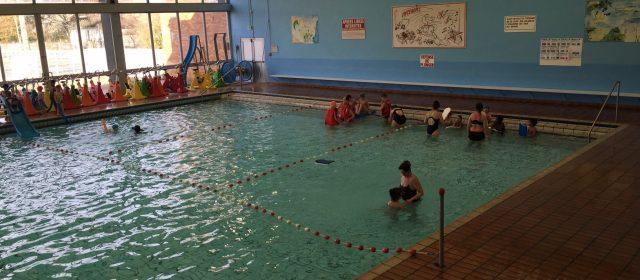 Inclusion aquatique à l'UEM