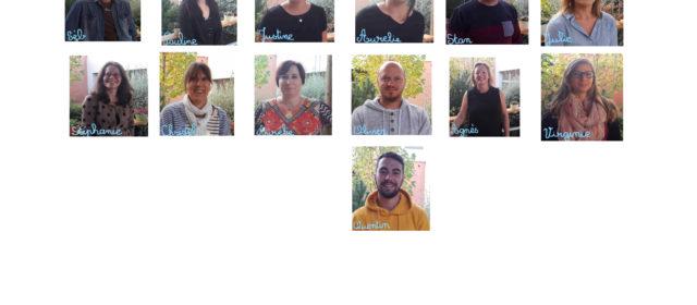 L'équipe de l'IMEs