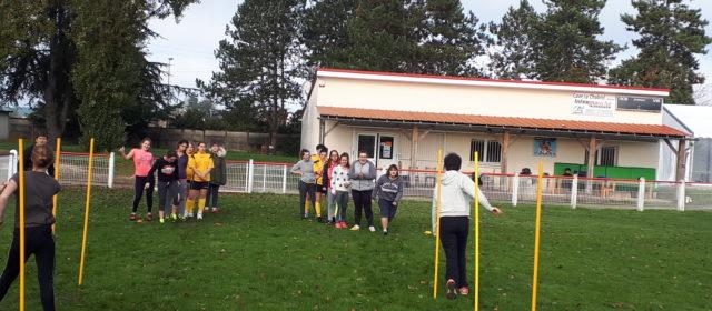 Journée promotionnelle Association sportive le Mercredi 13 Novembre