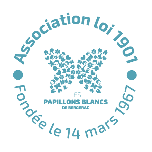 Label Association Papillons Blancs de Bergerac