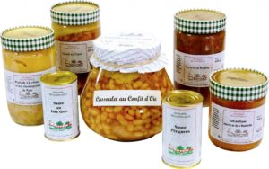 Produits Conserverie - ESAT Papillons Blancs de Bergerac