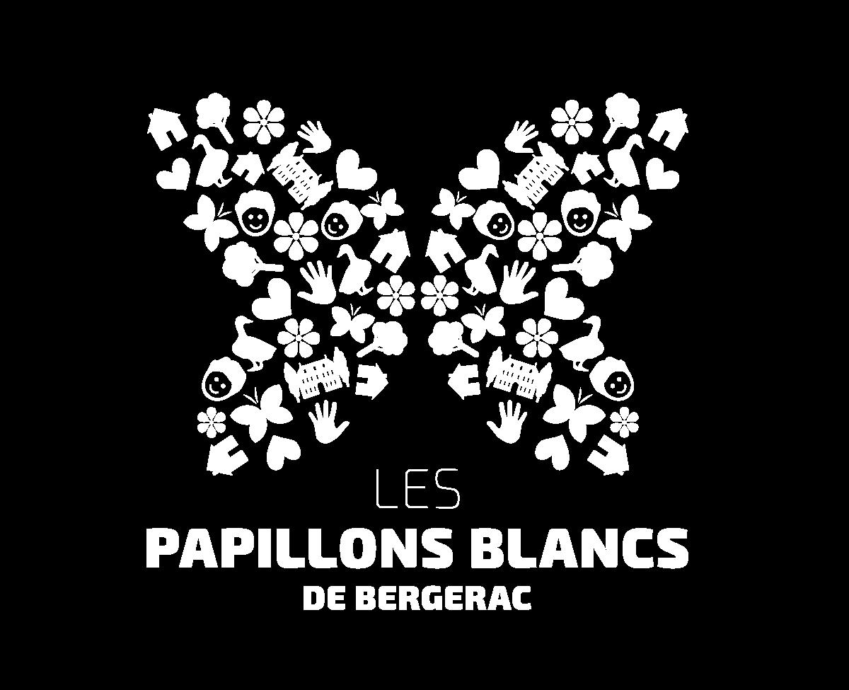 Logo Papillons Blancs de Bergerac