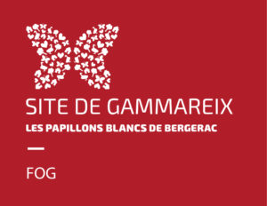 Logo FOG Gammareix Papillons Blancs de Bergerac
