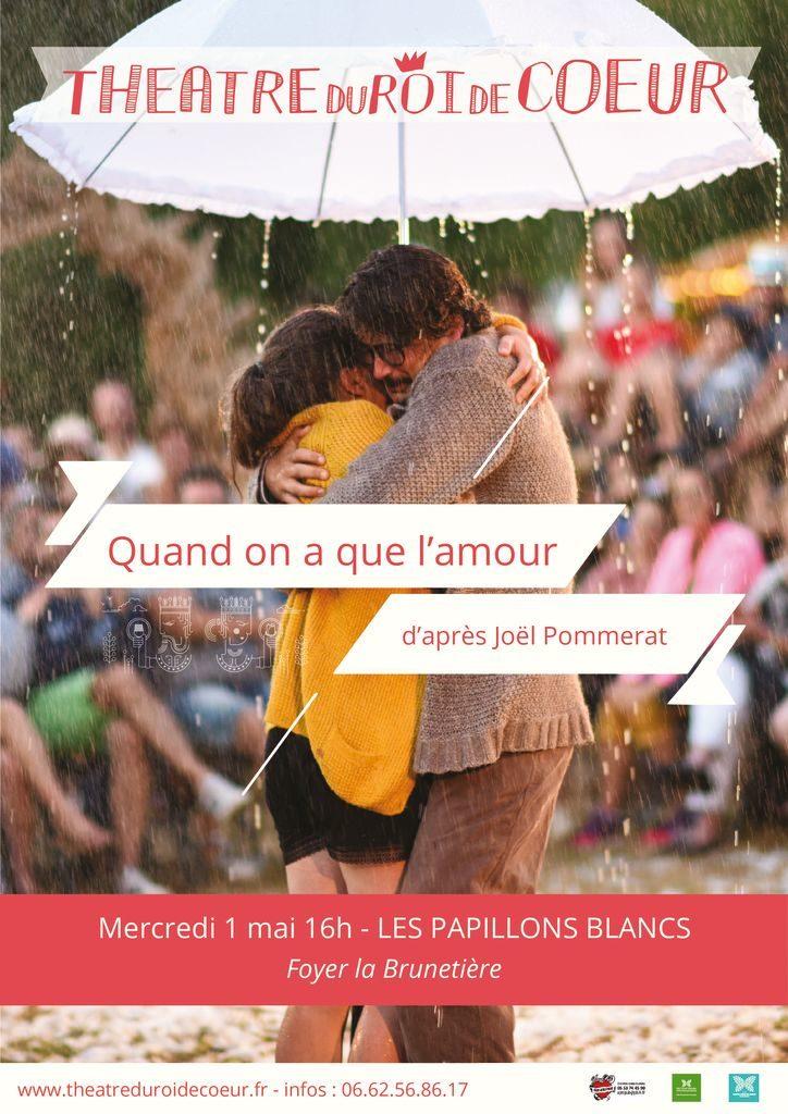 thumbnail of AFFICHE PAPILLONS BLCS ROI DE COEUR CORRIGEE